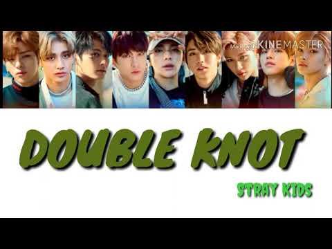 Stray Kids - Double Knot [транскрипция] [кирилизация]