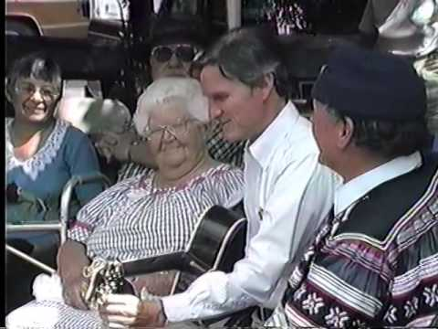 Rare Footage of Cousin Thelma Boltin with Will McLean and Gamble Rogers