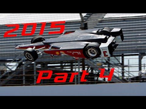 2015 Motorsport Crashes Part 4 (No Music)
