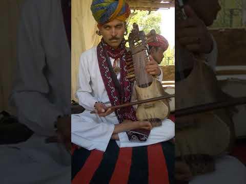 Rajasthani Folk Music at Shilpgram Udaipur