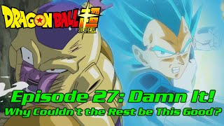 Dragon Ball Super Episode 27 Review