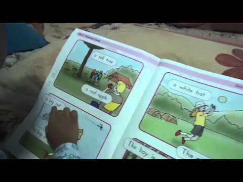 น้อง MAIL ฝึกอ่านภาษาอังกฤษ...ครับผม