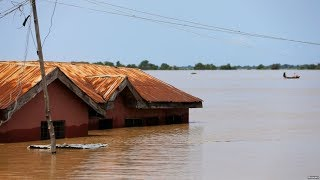 Kogi floods, inundations Nigeria floods, River Niger floods  River Benue