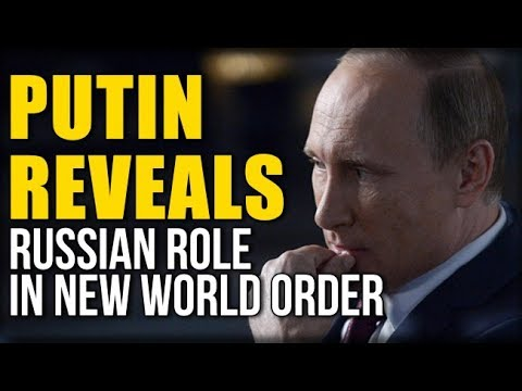 World Order Russian Documentary on US Hegemony Includes Recent Interviews with Vladimir Putin EN