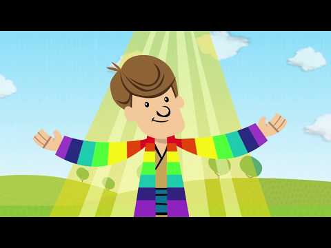 Yancy & Little Praise Party - Coat of Many Colors [OFFICIAL MUSIC VIDEO]