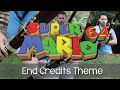Super Mario 64 End Credits (Bassoon Cover) - Bassoonify