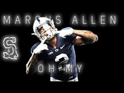 "Marcus Allen ""CHICOHNDRX"" Penn State Highlights"