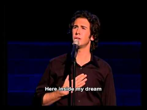 Josh Groban - To Where You Are - English subtitles