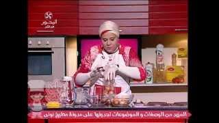 مطبخ نونى: ريهام الديدى/ طريقة عمل المخللات