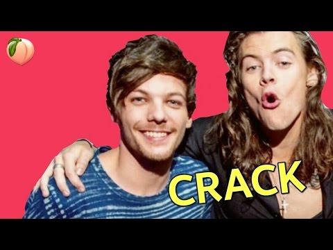 Harry & Louis - CRACK ( HUMOR )