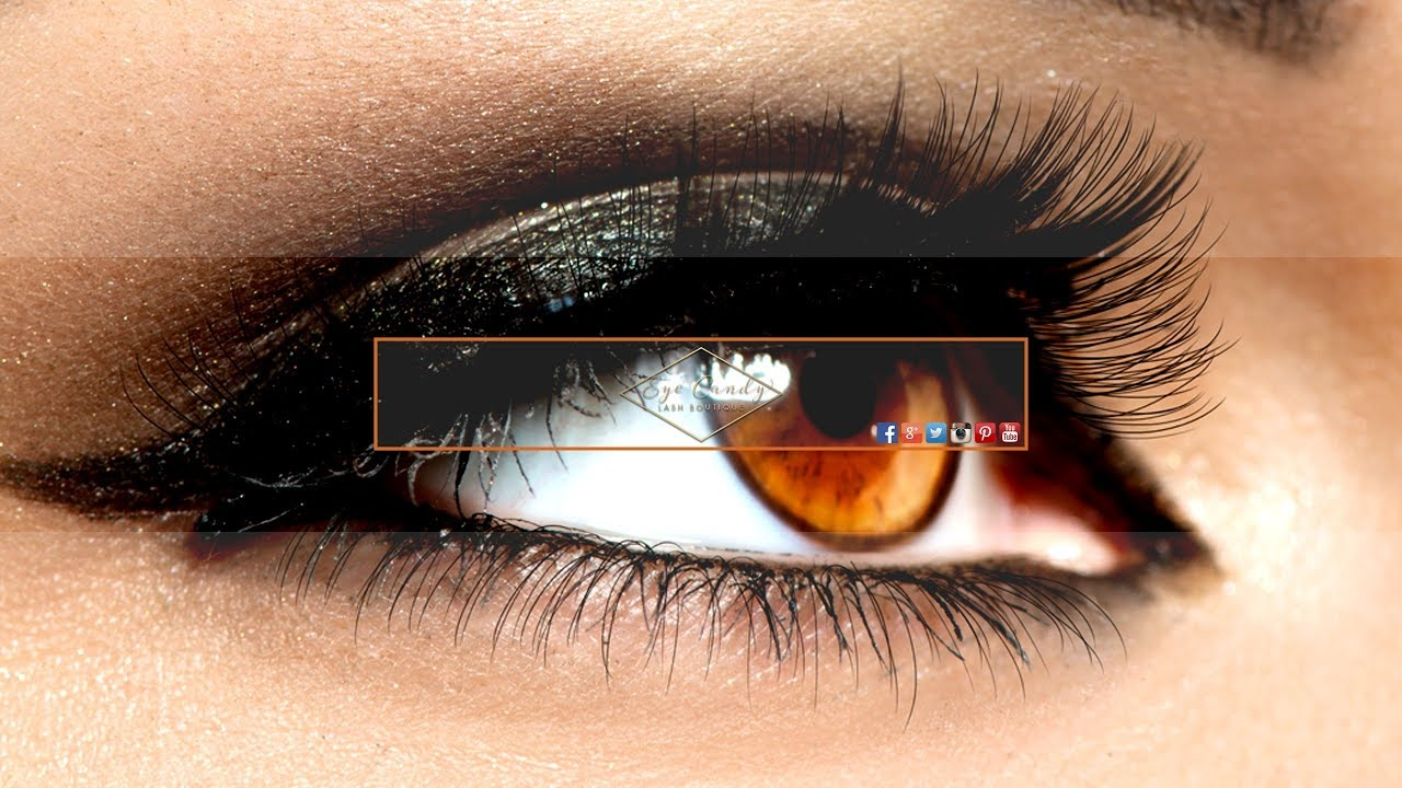 Eye Candy Lash Boutique Introduction Youtube