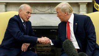 David Bossie: Trump, Kelly will be terrific partners