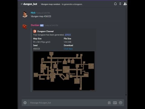 Dungeon Channel is creating a High Resolution Dungeon