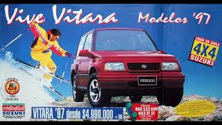 Suzuki Vitara 1988 - 1998 Video