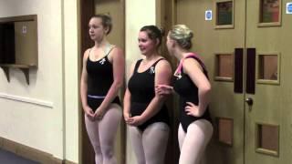 The Ballet Exam