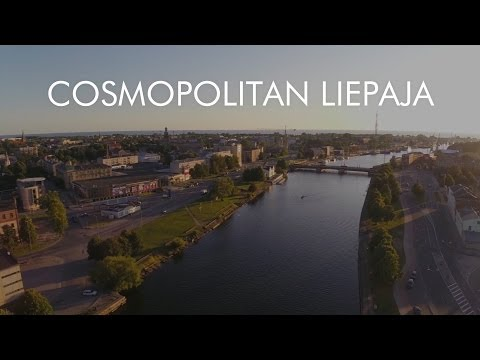Cosmopolitan Liepaja (French)