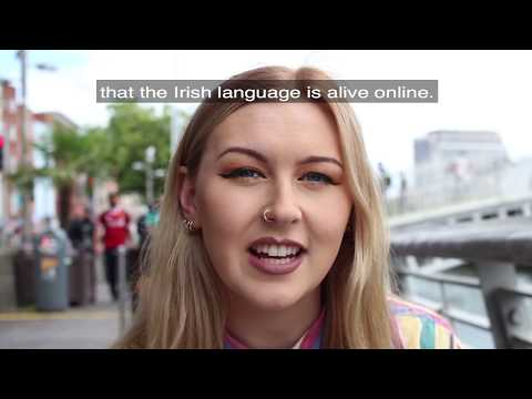 Gaeilge Ar Líne le Éadaoin Nic Mhuiris