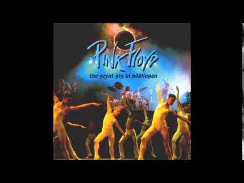 Pink Floyd - Us and Them (Live 1972 Böblingen)