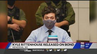 Kyle Rittenhouse Released On Bond