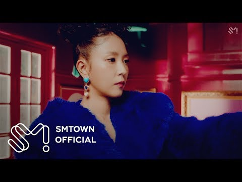 BoA 보아 '내가 돌아 (NEGA DOLA)' MV Teaser