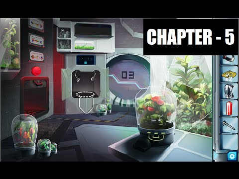 Adventure Escape : Space Crisis Chapter 5 Walkthorugh / Playthorugh Video.