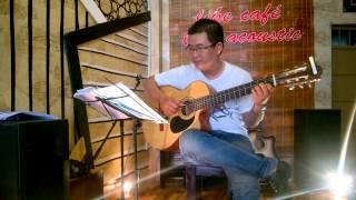 Cafe đắng và mưa - Nguyễn Văn Chung - Guitar Cover