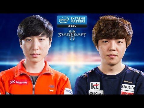 StarCraft 2 - INnoVation vs. Life (TvZ) - IEM Katowice 2015 - Ro16