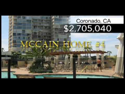 """The making of """"McCain's Mansions"""""""