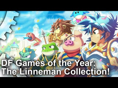 DF Games of the Year: The John Linneman Collection! thumbnail