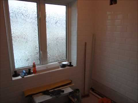 Trust Plumbing Scarborough - shower room conversion may 2013