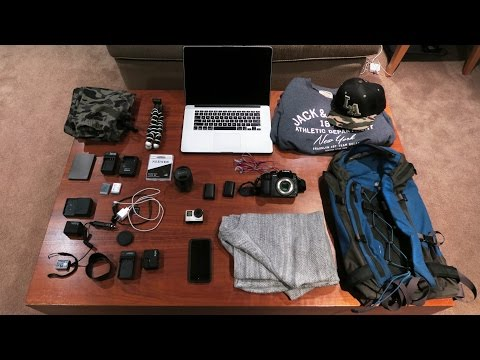 HOW TO PACK FOR TRAVELING