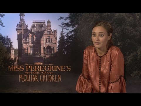 Miss Peregrine's Ella Purnell on making her dreams a reality with Tim Burton