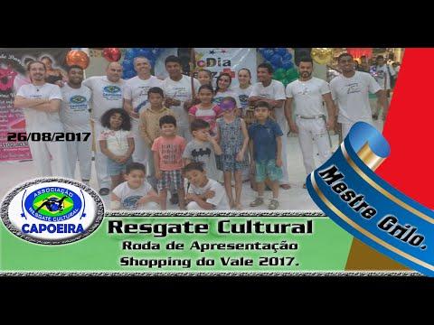 2017 - Roda de apresentação no Shopping do Vale - Cachoeirinha, RS.