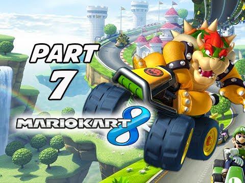 Mario Kart 8 Gameplay Walkthrough Part 7 - Bowser LIGHTNING CUP Grand Prix 150cc (Wii U Gameplay)