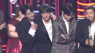 BTS Win Top Duo Group Award Winners @ BBMAs 2019