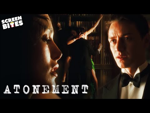 Atonement's Erotic Climax | Library Scene | Atonement | SceneScreen from YouTube · Duration:  5 minutes 42 seconds