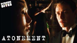 Atonement's Erotic Climax | Library Scene | Atonement | SceneScreen