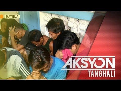 Nasa 14 na drug suspect, arestado sa Maynila