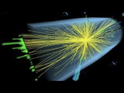 "Breaking ""CERN Discovers ""Ghost Particle"" Another Dimension"