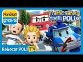 Traffic safety with POLI | EP 01 - 13 | Robocar POLI | Kids animation