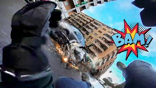 EPIC, ANGRY, KIND & AWESOME MOTORCYCLE MOMENTS    DAILY DOSE OF BIKER STUFF  Ep.54