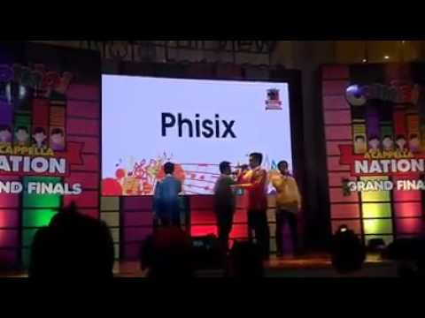PhiSix @ Combi Acapella Nation Finals