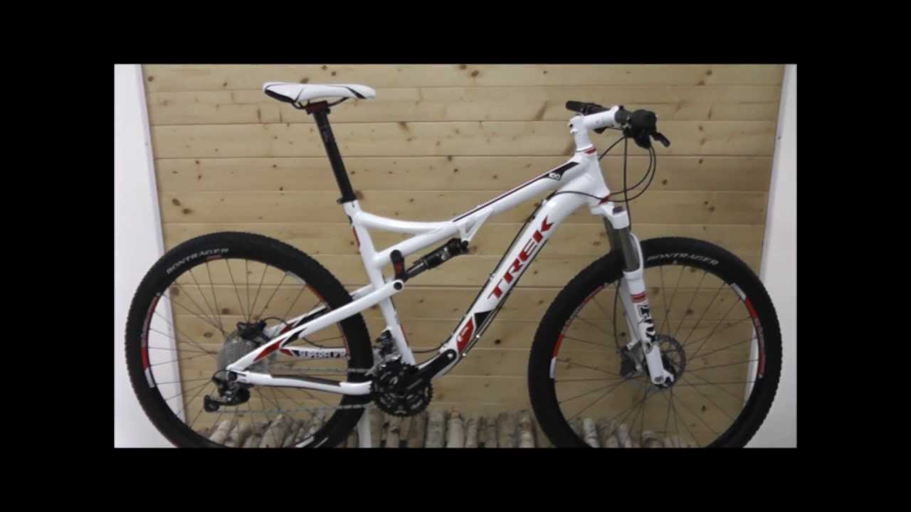 8701449f491 Trek Superfly 100 AL Elite 2012.wmv - YouTube