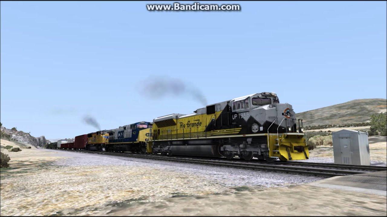 Train Simulator 2018 Free Download Full Version PC Game