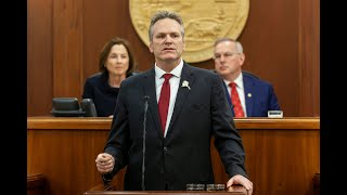 Governor Dunleavy 2020 State of the State Address