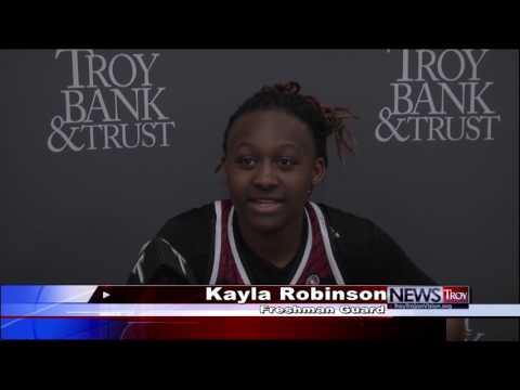 troy-women's-basketball-vs-arkansas-state---troy-trojanvision-news
