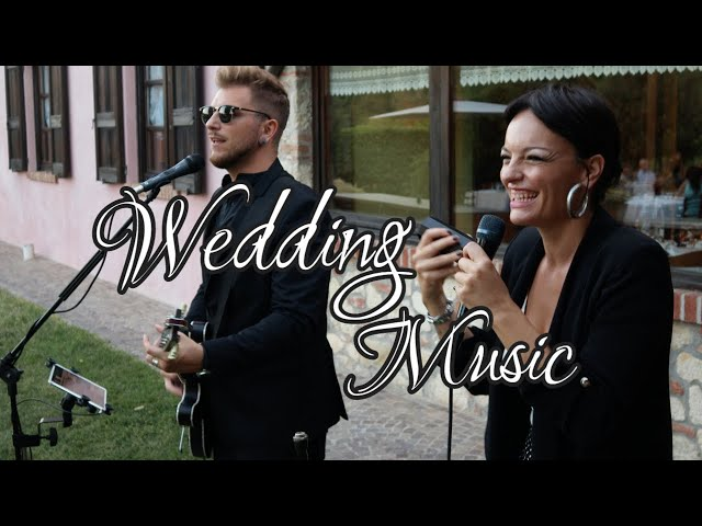 Family Business Duo - Wedding live music