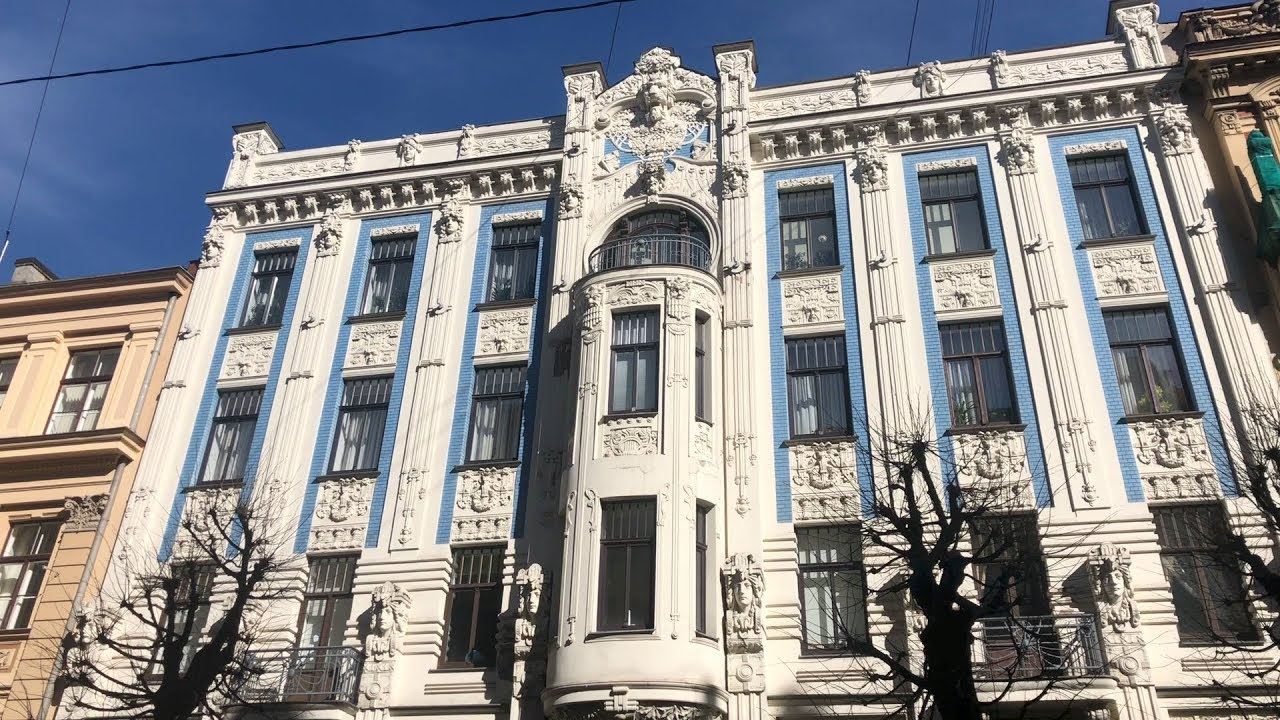 Art Nouveau Riga Museum Art Nouveau Escorted Tour In Riga 3 Nights From 999