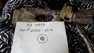 Kral arms puncher breaker 2000 shot review 58 yards 6 shots
