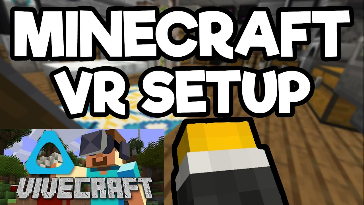 Minecraft - How to install Vivecraft (and server install) - YouTube